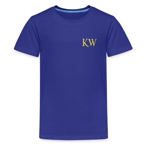 KW - Kids' Premium T-Shirt