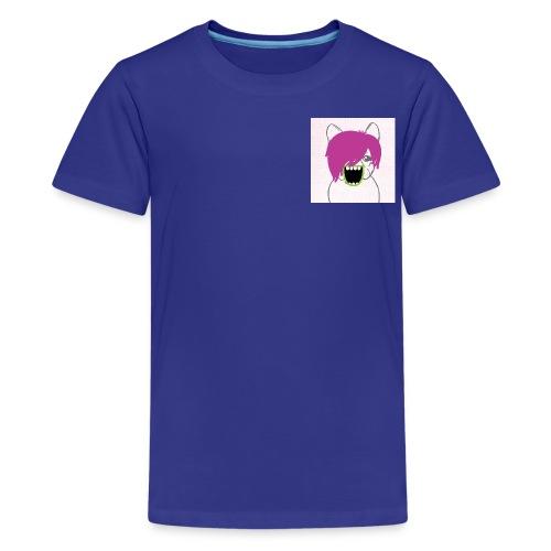 Pop Star Pug - Kids' Premium T-Shirt