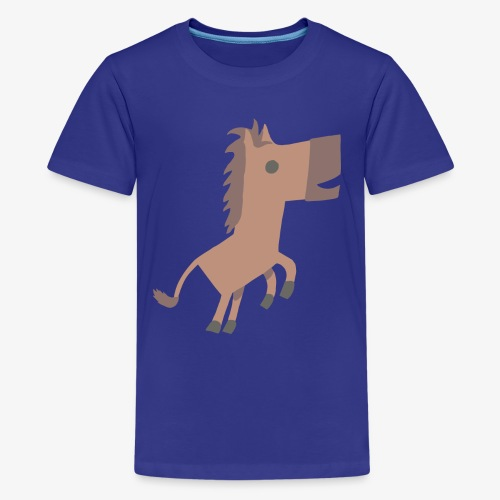 Horse - Kids' Premium T-Shirt