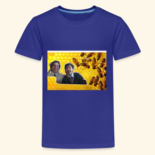 bees are cool - Kids' Premium T-Shirt