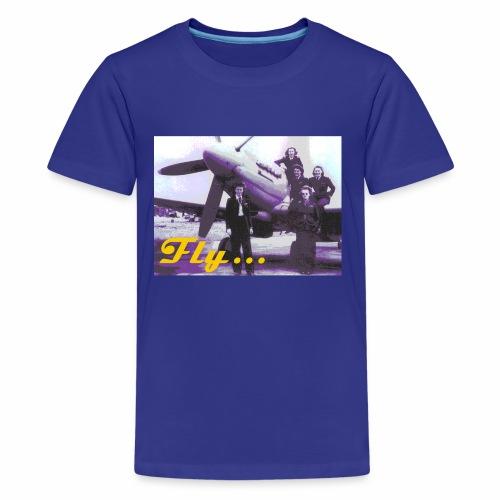 Fly Girls - Kids' Premium T-Shirt
