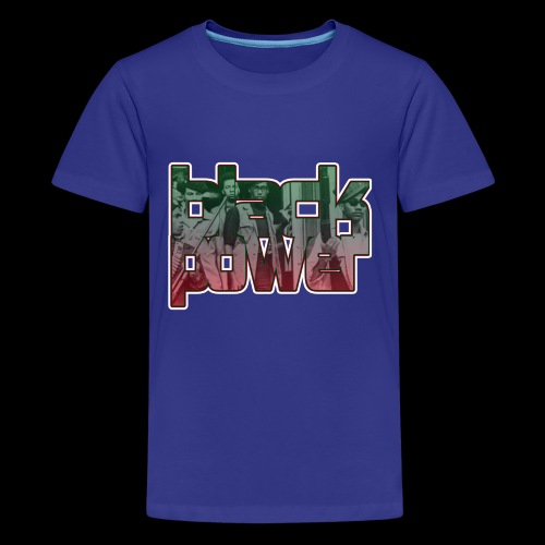 Black Power - Kids' Premium T-Shirt