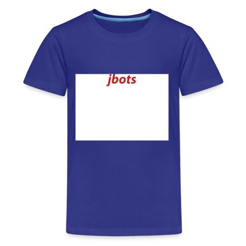 JBOTS Shirt design3 - Kids' Premium T-Shirt