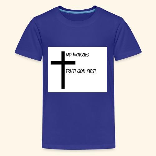 No Worries - Kids' Premium T-Shirt