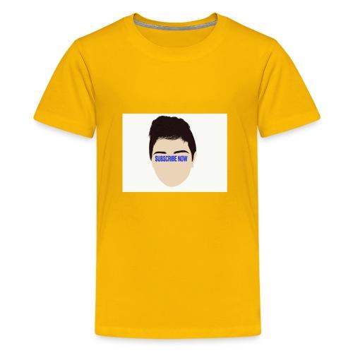 Fernando Cortez merck - Kids' Premium T-Shirt