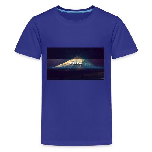 kaiplayz merch - Kids' Premium T-Shirt
