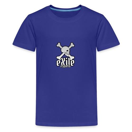 eXile eSports Logo - Kids' Premium T-Shirt