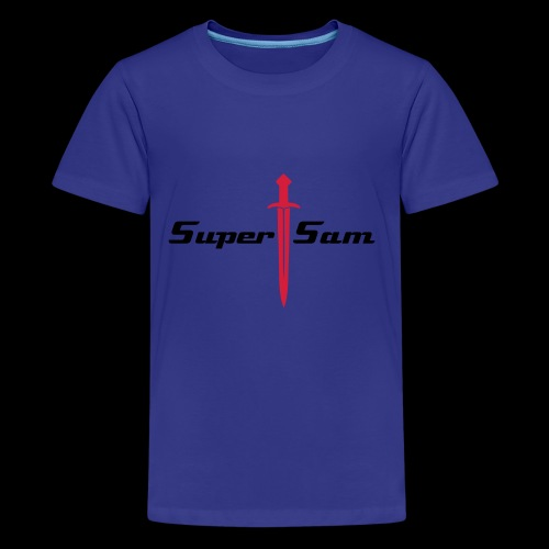 SuperSamB - Kids' Premium T-Shirt