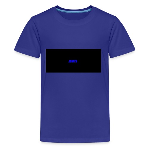 BLUE ZENITH - Kids' Premium T-Shirt