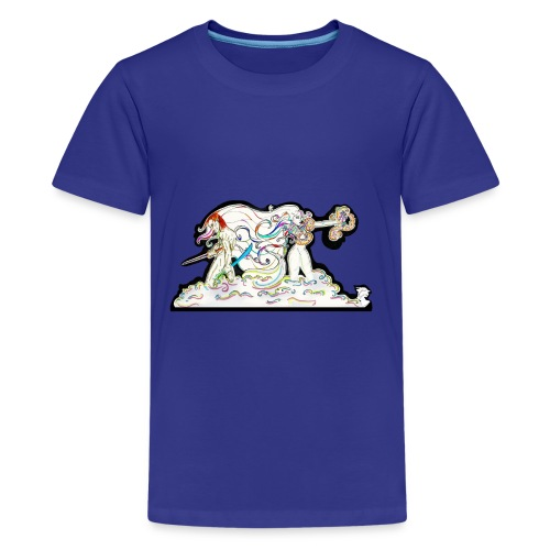 MD At Your Side - Kids' Premium T-Shirt