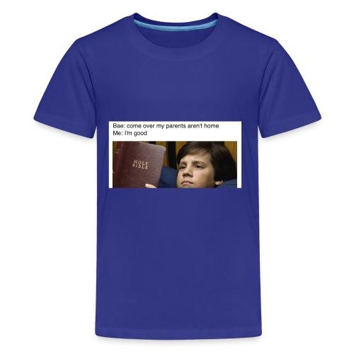 5b97e26e4ac2d049b9e8a81dd5f33651 - Kids' Premium T-Shirt