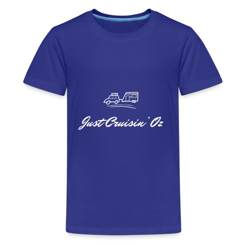 Just CruisinOz - Kids' Premium T-Shirt