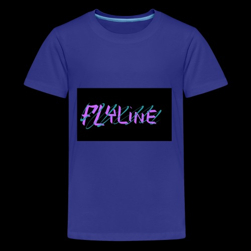 Flyline fun style - Kids' Premium T-Shirt