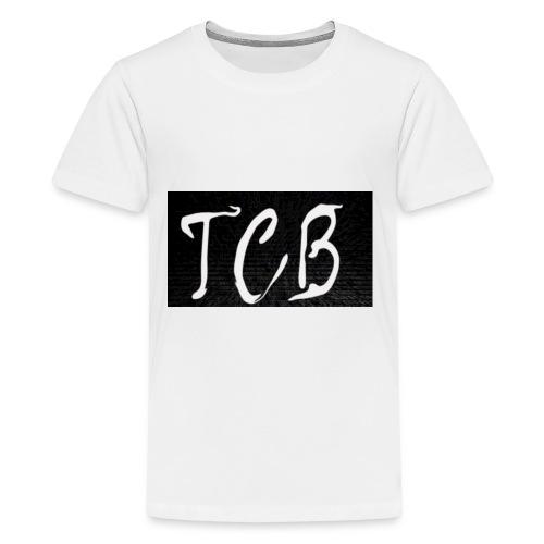 The Crazy Bros flag - Kids' Premium T-Shirt