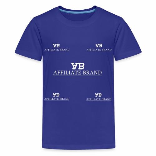 Logo 5th Degree - Kids' Premium T-Shirt