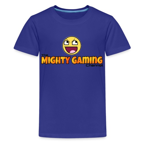 Mighty Gaming Channel Epic Face - Kids' Premium T-Shirt