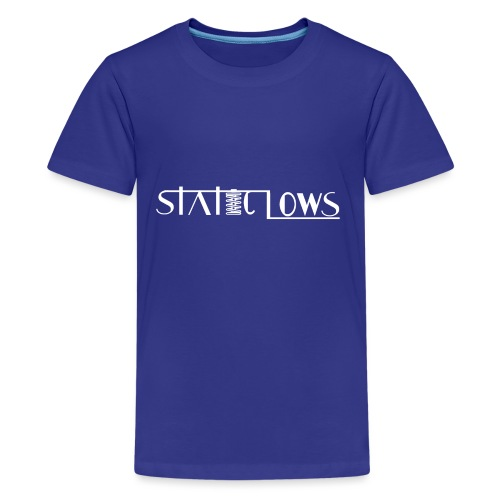 Staticlows - Kids' Premium T-Shirt