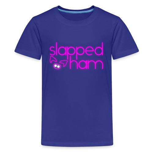 Slapped Ham - Kids' Premium T-Shirt