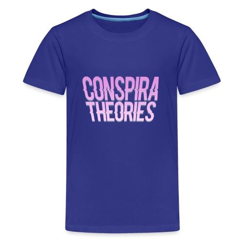 Women's - ConspiraTheories Official T-Shirt - Kids' Premium T-Shirt