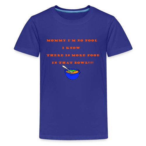 Cute baby thoughts - Kids' Premium T-Shirt