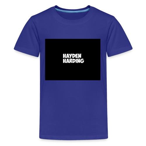 HELLLLLLO - Kids' Premium T-Shirt