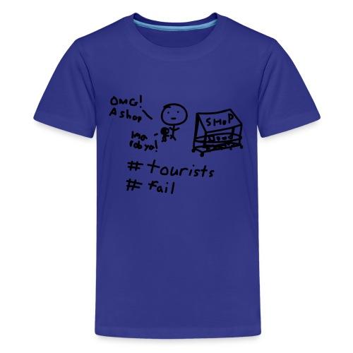 #FAIL Tshirt - Kids' Premium T-Shirt