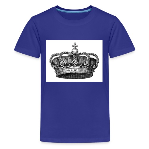 crown COLLECTION - Kids' Premium T-Shirt