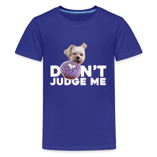 Popeye Don't Judge - Kids' Premium T-Shirt