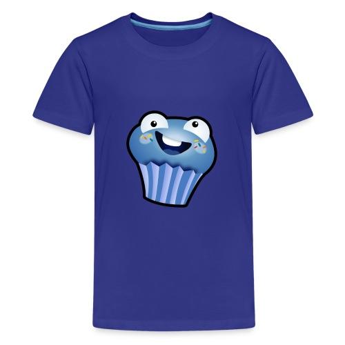 הלוגו של מאפין - Kids' Premium T-Shirt