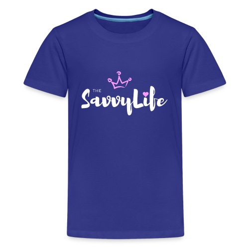The Savvy Life - Kids' Premium T-Shirt