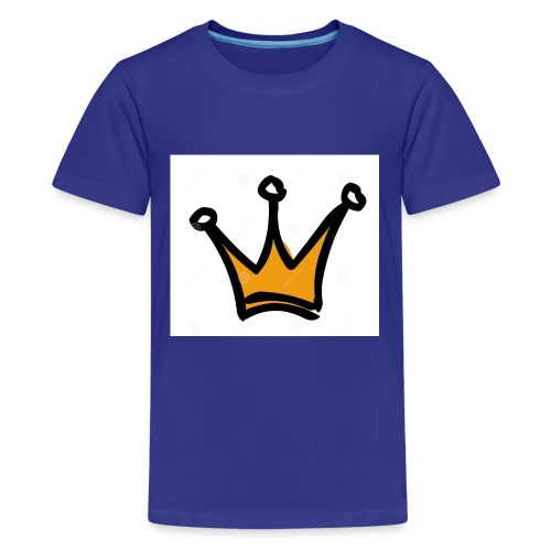 crown-1196222 - Kids' Premium T-Shirt