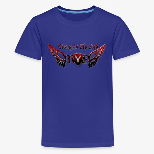 MOD Plaid - Kids' Premium T-Shirt