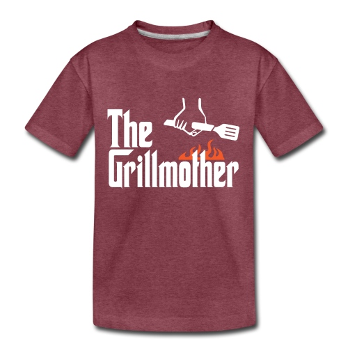 The Grillmother - Kids' Premium T-Shirt