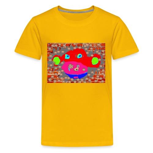 monkey by brax - Kids' Premium T-Shirt