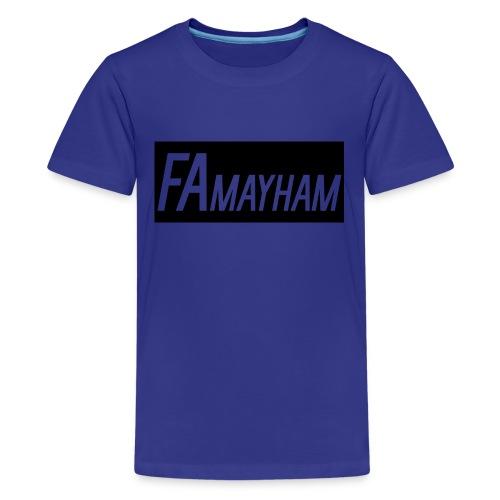 FAmayham - Kids' Premium T-Shirt