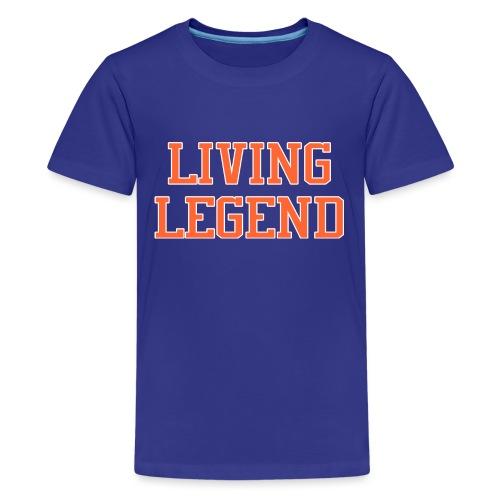 Living Legend - Kids' Premium T-Shirt