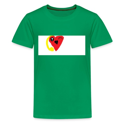 love heat - Kids' Premium T-Shirt