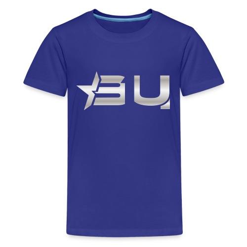 BU GEAR FOR THOSE WHO DARE - Kids' Premium T-Shirt
