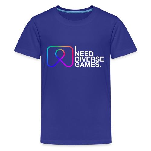 INDG Merch - Kids' Premium T-Shirt