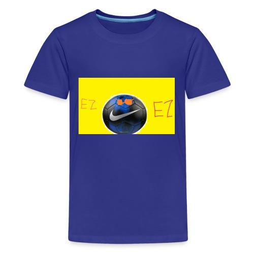 ez soccer tekkerz - Kids' Premium T-Shirt