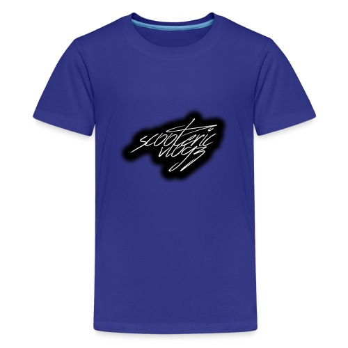 sv signature - Kids' Premium T-Shirt