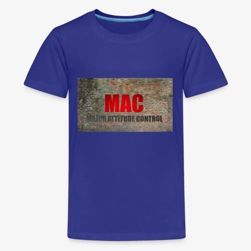 MAC LOGO - Kids' Premium T-Shirt