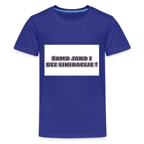 samo jako - Kids' Premium T-Shirt