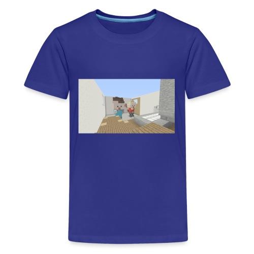 Wow! - Kids' Premium T-Shirt