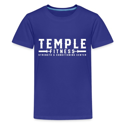 TF Logo 2018 - Kids' Premium T-Shirt