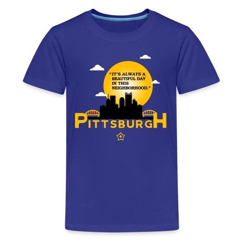 Final ItsAlways png - Kids' Premium T-Shirt
