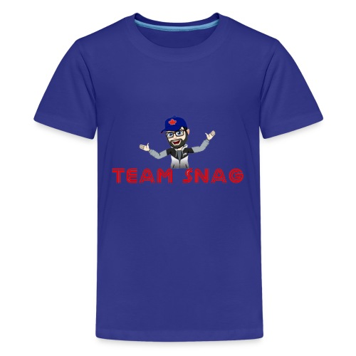 Team Snag Shirt - Kids' Premium T-Shirt