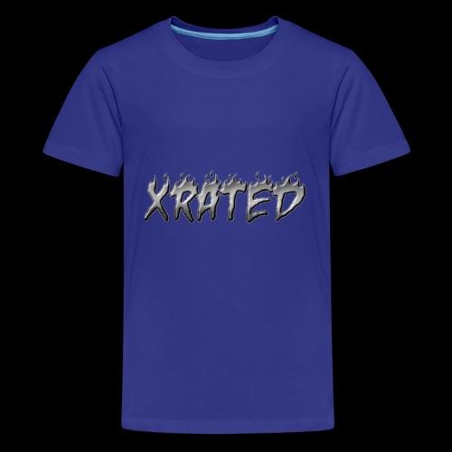 xrated metal - Kids' Premium T-Shirt