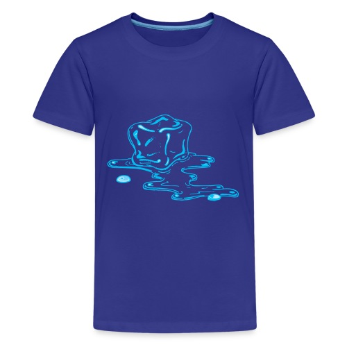 Ice melts - Kids' Premium T-Shirt