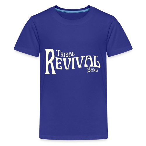 TRB-Logo-letters_only - Kids' Premium T-Shirt